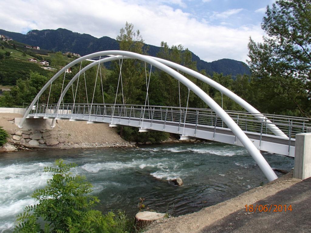 Fahrradbrücke Riffian